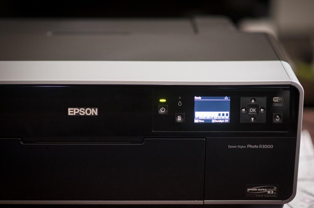 Epson R3000